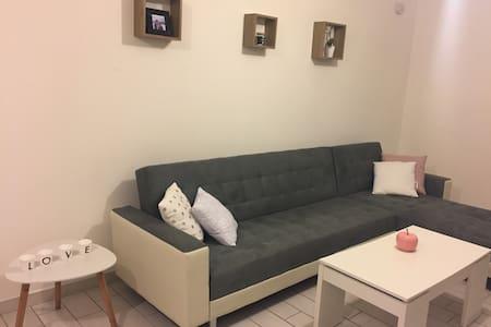 Un petit coin calme et cosy à côté de l'île Barbe - Lyon - Apartment