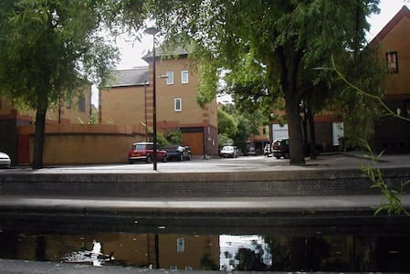 Large Dbl Room 5min wlk to tube - London - House