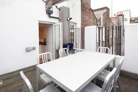 Fitzrovia Bloomsbury 2 Bed+ terrace - Paddington - Apartment