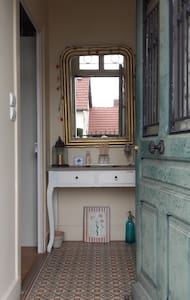 chambre privée avec salle d'eau-WC - Rumah