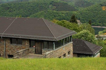 Gästezimmer Nr. 2 im Seminarhaus Vogelsang 86 - Haus