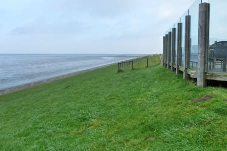 Nordsee-Urlaub am Wattenmeer - Tossens - Apartamento