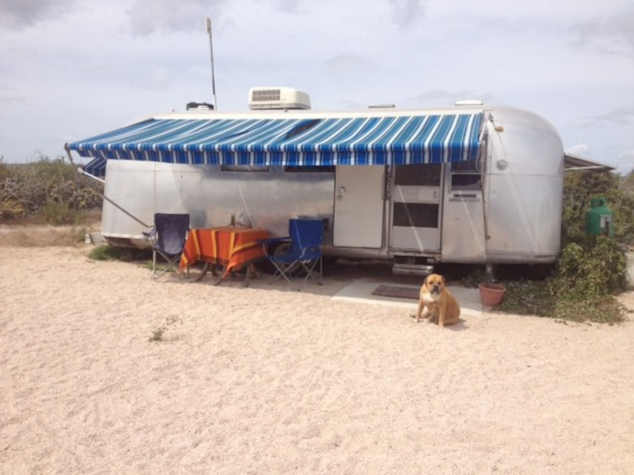 1965 Vintage All Original Airstream
