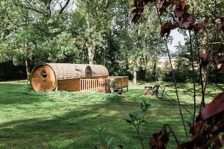Maison de Hobbit près de Paris ! - Janvry - Wikt i opierunek