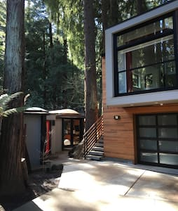 Downtown Mill Valley Guest House - House