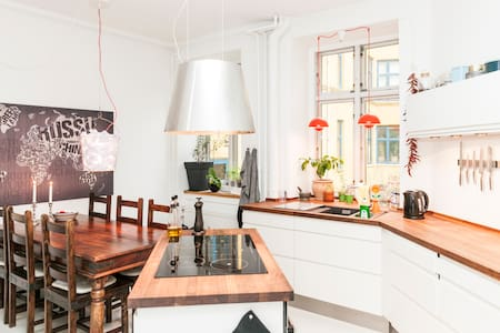 20m2 large room in central CPH