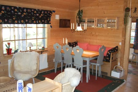 Stuga, Heleneborg Tavelsjö - Cabin