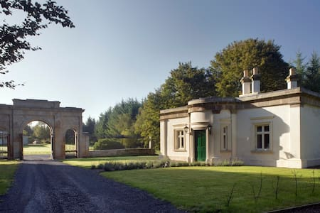 Triumphal Arch Lodge - Devon