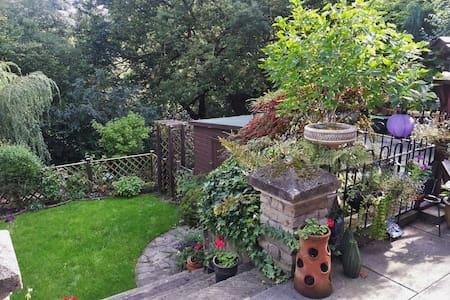 Garden Flat sleeps 2+2 in Sheffield - Sheffield