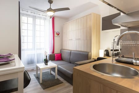 Confort au centre d'Avignon - WIFI gratuit. - Avignon - Apartment