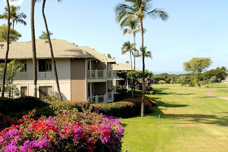 Wailea Grand Champions 163 - 2 Bedroom Best Rate! - Wailea-Makena - Daire