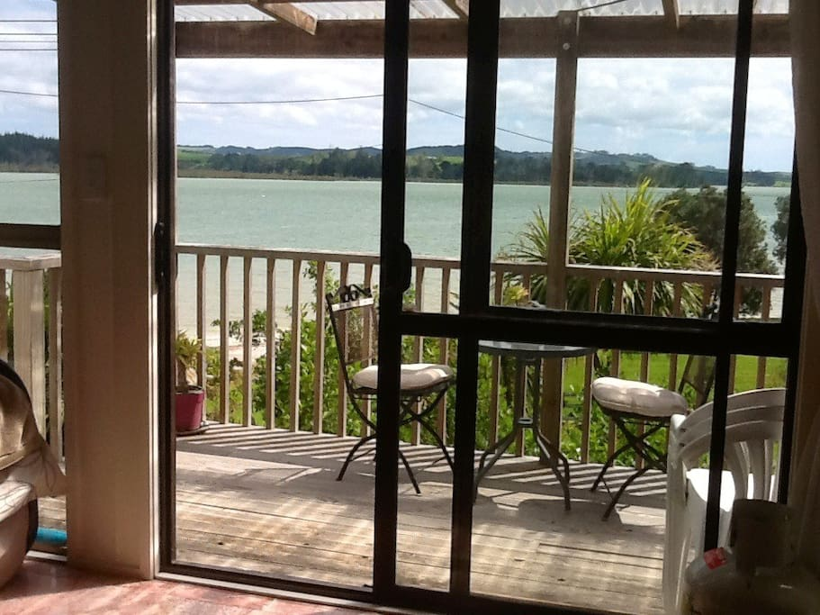 """C'Vue"" Waterfront Kaipara Harbour"
