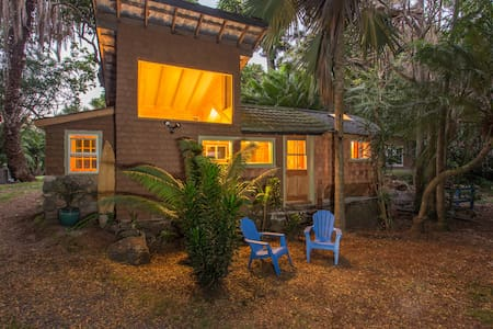 Adorable Garden Gingerbread House  - Makawao - Cabin