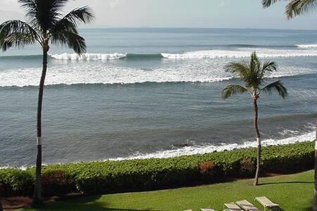 OCEANFRONT APT., PRIVATE LANAI !!!