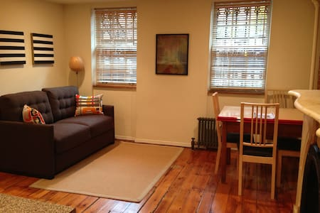 Wyckoff Street Garden Apartment