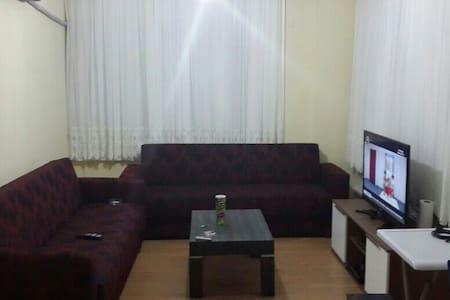 Sahilde denize sıfır seaside - Mersin - Apartment