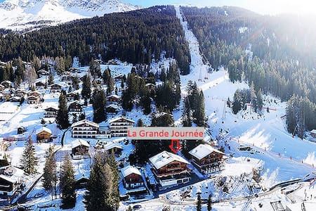ski-in/out just above Medran Lift ! - Appartamento