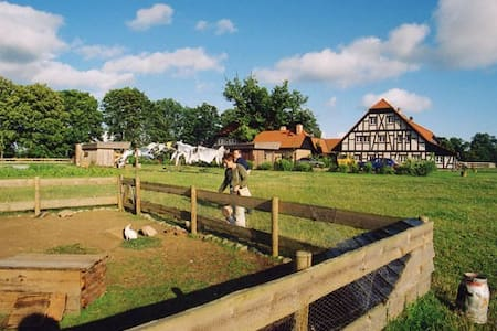 Ecological adventurous farm - Casa