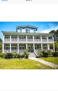 5 bedroom Home with Seabrook Island access - Casa