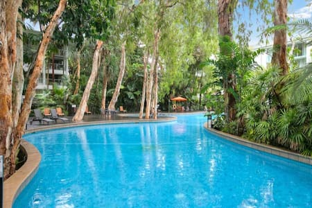 Welcome to Paradise - A Beach Oasis in Palm Cove - Palm Cove - Apartment