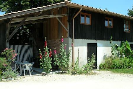Gîte à mi-chemin entre Bordeaux et Arcachon - Byt