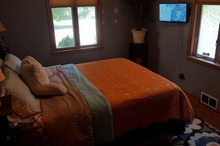 Cozy & Quiet Bedroom In Low Key Neighborhood - Ház