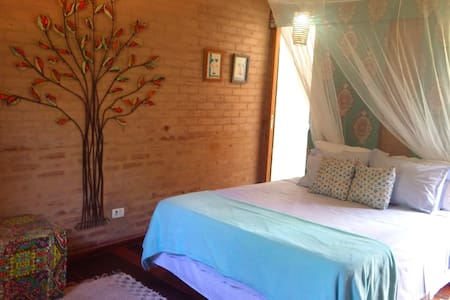 Suite with Balcony - Olinda - House