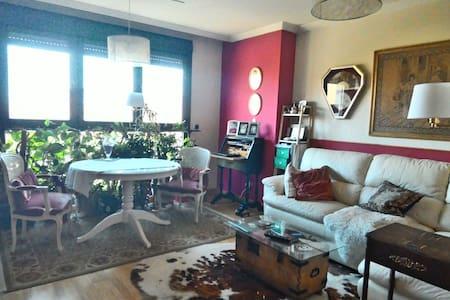 Habitación acogedora y tranquila, con baño privado - Valladolid - Apartemen