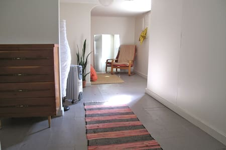 Large Private Room near hip Main St