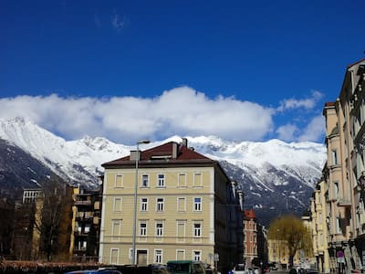 Friendly&calm room in the city - Innsbruck