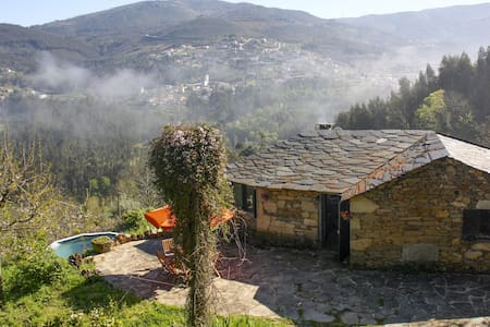 V3 Cabanelas - Stone House - Villa