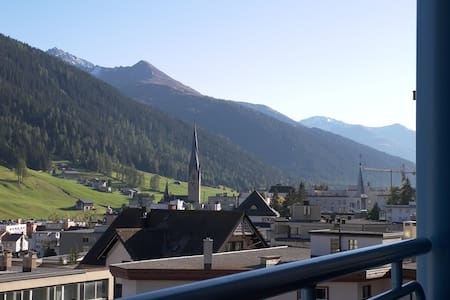 2 Bedroom Alpine Apartment, Davos!
