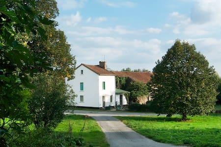Maison Blanche authentic cottage - Dompierre-les-Églises - Blockhütte