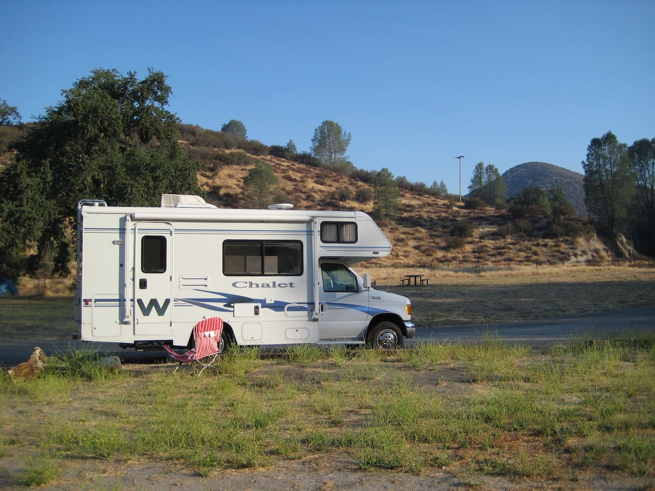 Camp in Comfort in the High Sierras
