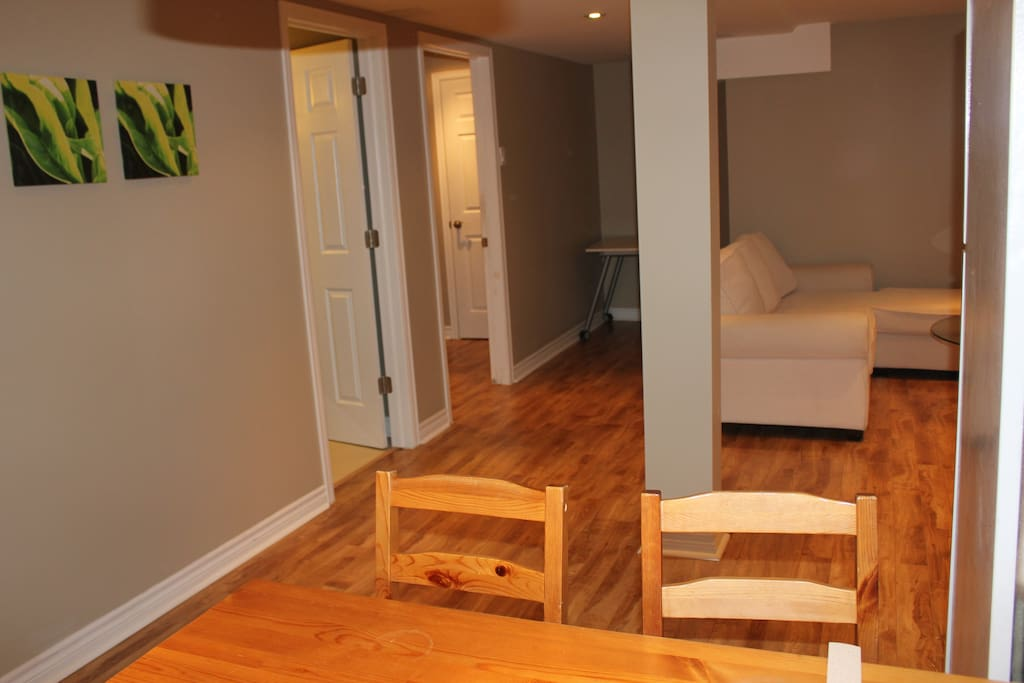 brand new basement apartment with apartments for rent in vaughan