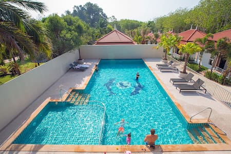 Private LUX FAMILY VILLAS with pool. House #2of15 - Ao Nang - Villa