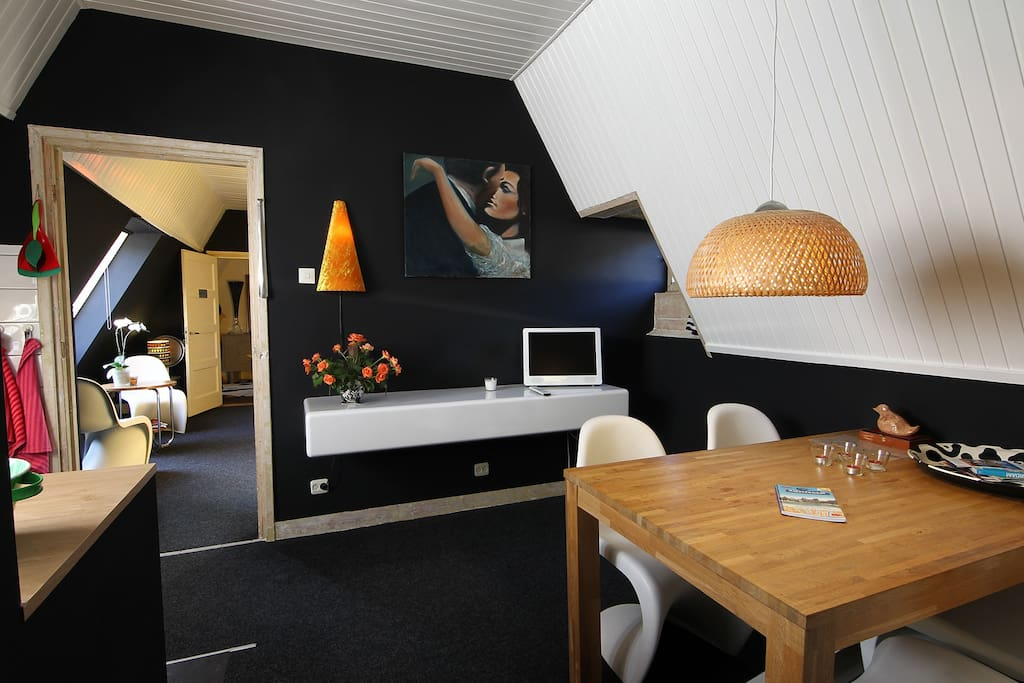Cool Roof Terrace Apartment A'dam