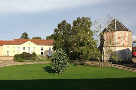 Gîte du Grand Beauvoir (8-9 pers.) - Le Plessis-Placy - Rumah