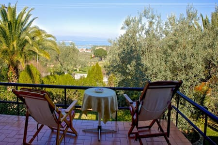 3 BD, Detached house, Sea view in Vourvourou - House