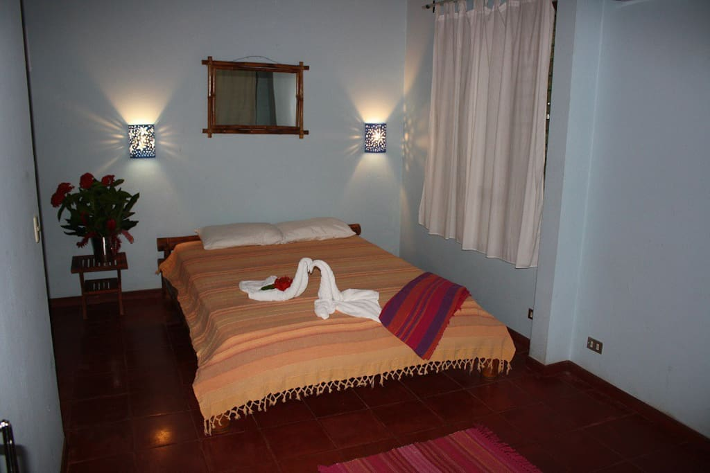 One of our spacious and comfortable rooms...Tranquilo.