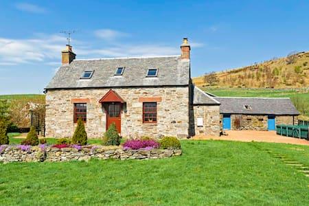 Highland cottage, Perthshire, UK - Casa