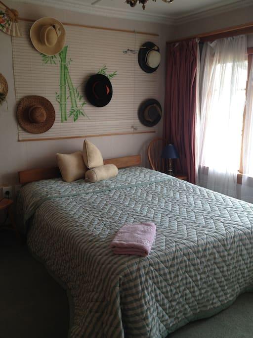 Kiwi Classic, Comfy Flexi-Slat Bed