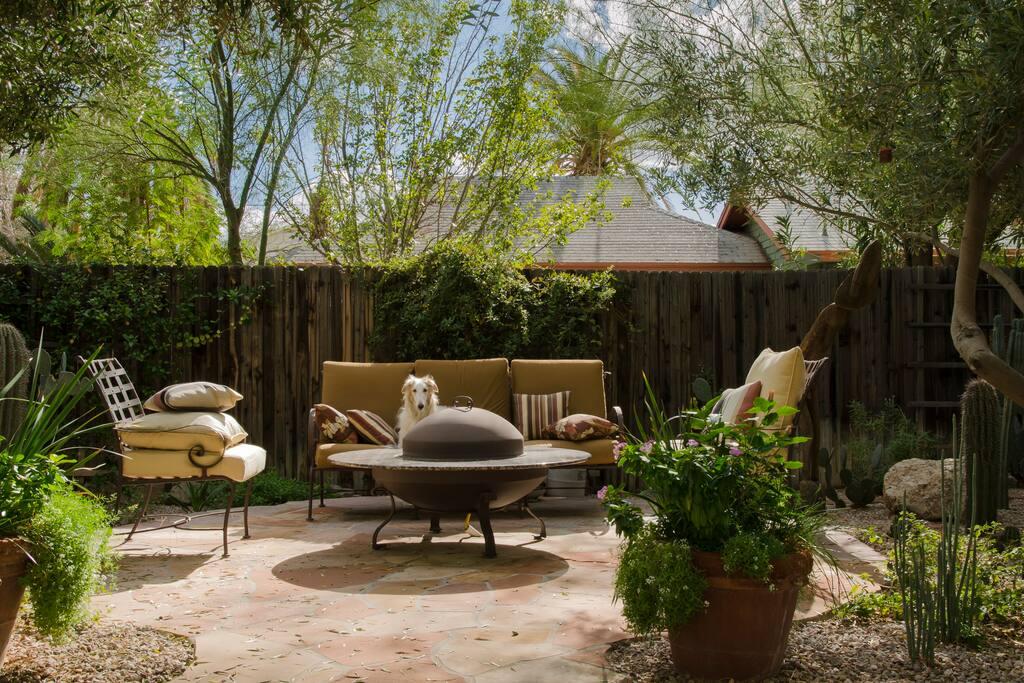 Urban Oasis Garden Guesthouse
