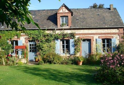 MER ET CAMPAGNE - Saint-Martin-aux-Buneaux - Haus