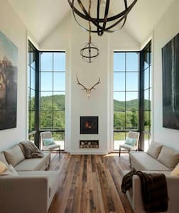 One Nest Home in Hunt Country - Maison