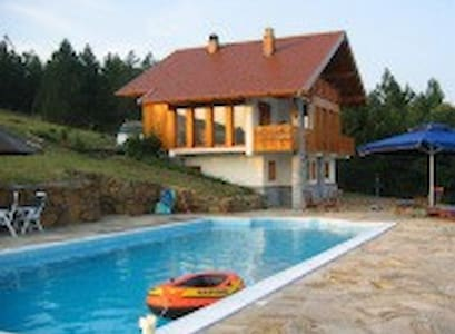 Luxury villa with huge pool - Dům