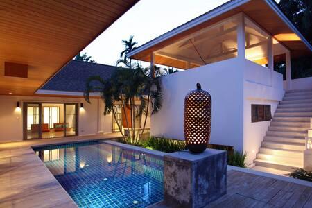 Beautiful  Villa near Naiharn Beach - Tambon Rawai - Villa