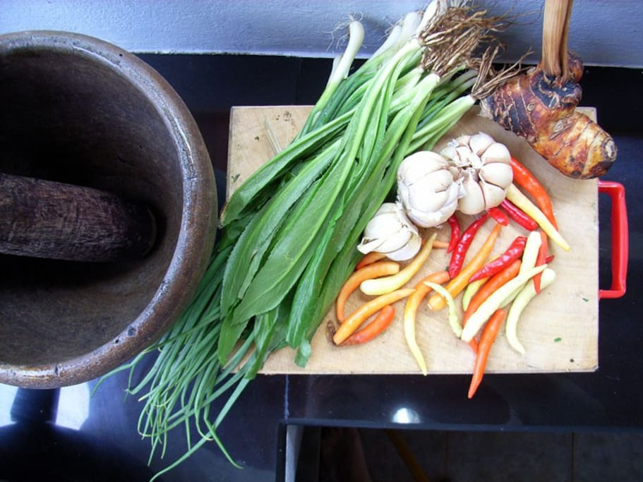 Try your hand at Thai cooking