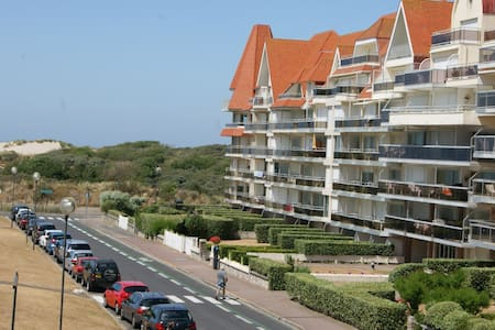 Superbe appartement - 3 ch. - Vue mer - Wifi - Le Touquet-Paris-Plage - Appartement