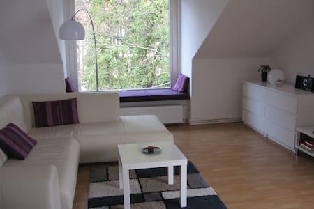 FeWo Bummelallee in TOP-Lage, WLAN - Wohnung